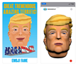 Emoji Fame Announces MAGAMOJI!, the First Animoji App That Lets You Transform Into Our 45th President, Donald Trump