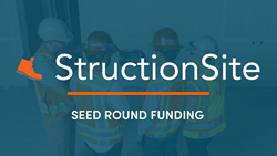 StructionSite Seed Round Funding Announcement