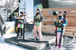 Monster Energy's Maggie Voisin Takes Third in Women's Ski Slopestyle at Dew Tour Breckenridge