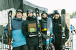 Team Atomic Takes First Place in the Team Challenge with Monster Energy athlete Gus Kenworthy at the Dew Tour Breckenridge