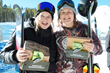 Monster Energy's Cassie Sharpe and Devin Logan Take Second and Third in the Women's Modified Superpipe at Dew Tour Breckenridge