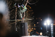 Monster Energy's Colby Stevenson Takes Second in Ski Streetstyle at Dew Tour Breckenridge