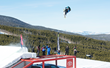 Monster Energy's Stale Sandbech Helped Team Rome Take Third Place for the Snowboard Team Challenge at Dew Tour Breckenridge