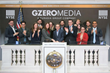 GZERO Media Rings New York Stock Exchange Opening Bell