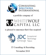 Consulting Solutions acquires JDC Group