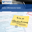 Section 199A Deduction – How To Maximize Benefits: Webinar by Eli Financial
