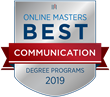 OnlineMasters.com Names Top Master's in Communication Programs for 2019