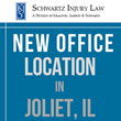 Schwartz Injury Law Opens New Office in Joliet, Illinois