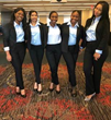 Monroe College Students Win First Place at Annual Deloitte/NABA New York Fall Case Study Competition