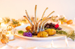 Holiday Recipe from Mexico's Velas Resorts: Rack of Lamb with Cognac Cherry Jam