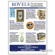 Kovels On Antiques & Collectibles January 2019 Newsletter Available
