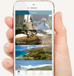 The Visit Cambria app is an excellent resource for visitors.