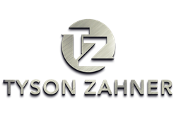 Logo for Tyson Zahner, Creator of Attract 100 Leads in 30 Days.