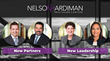 After a banner year of growth, Nelson Hardiman announces new management structure and new partners