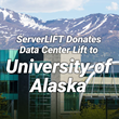 data center lift university of alaska