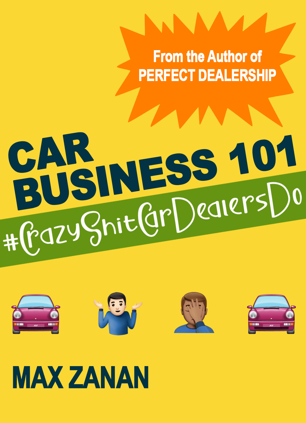 Crossroads Car Sales >> CAR BUSINESS 101 Now Available on Kindle and Paperback