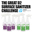 Best Sanitizers, Inc. Asks Food Processors and Food Handlers: How Good is the Surface Sanitizer You're Currently Using?