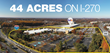 Matan Companies Acquires 44 Acres on Interstate 270 in Montgomery County, MD