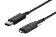 L-com Launches New Active Optical USB 3.0 Cables that Support 20 Meter Distances