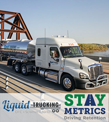 Liquid Trucking and Stay Metrics Partnership