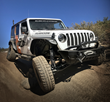 "Rubicon Express Releases New 3.5""-4.5"" Super-Flex Suspension System for the 2018-2019 Jeep® Wrangler JL"