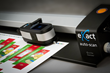 X-Rite eXact Auto-Scan Measures Print Color Bars Faster and More Accurately than Manual Scans