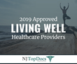 NJ Top Docs Proudly Presents Approved Living Well Providers of 2019