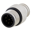 L-com Now Stocks Moldable M12 Connecters for Rugged Applications