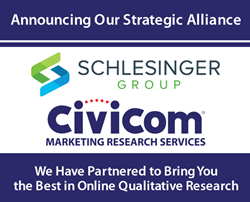 schlesinger group and civicom is announcing their joint alliance