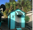 Sim Shalom Online Synagogue Broadcasts From a Little Blue Shed