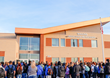 Adolfson & Peterson Construction Cuts the Ribbon on the New Wiggins High School and Middle School
