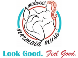 Midwest Mermaid Muse Logo
