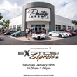 Prestige Imports Hosts First Exotics & Espresso Event of the New Year