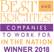 "X-Rite and Pantone Named One of the ""Best and Brightest Companies to Work For in the Nation"" for 2018"
