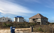 Hurricane Michael Causes Severe Damage to Port St. Joe, Florida --- Except for One Home