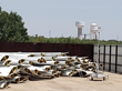 Wind turbine blades to be recycled at Global Fiberglass Solutions in Texas