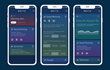 AIDEN learns your preferences and sleep patterns, prepares and crafts your customized sleep experience, and analyzes anonymous sleep data from the larger community of BRYTE sleepers, with the sole pur