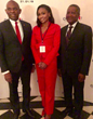 Bella Disu, Patrick Pouyanné, Aliko Dangote, 147 Global CEOs attend Choose France Summit at Château de Versailles...As Glo Signs Deal with Nokia Alcatel-Lucent