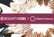BountyJobs and ClearCompany Announce Strategic Partnership