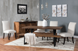New Barnloft Dining Table Set Fuses Factory and Farmhouse