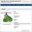 Kovels.com Adds 20,000 Prices to Online Price Guide