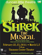 Duncan Little Theatre to Perform Shrek the Musical, in Duncan, the Heart of the Chisholm Trail
