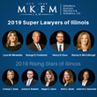 9 Attorneys at Mirabella, Kincaid, Frederick & Mirabella, LLC, Named to Super Lawyers List