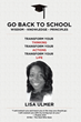 "Lisa Ulmer's Newly Released ""Go Back To School"" is an Absorbing Christian's Guide to Understanding Life More Deeply"