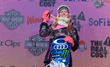 Monster Energy's Jamie Anderson Wins Bronze in Women's Snowboard Big Air at X Games Aspen 2019