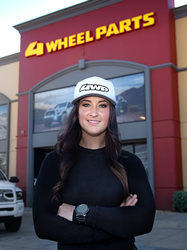 4 Wheel Parts Sponsors Sara Price