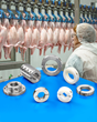 Stafford Shaft Collars, Couplings & Flange Mounts are Introduced For Use in Poultry and Meat Processing
