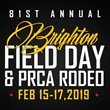 81st Brighton Field Day Festival & Rodeo Set for February 15-17. Featuring Kenny Wayne Shepherd Band in Concert