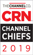 Joao Caires, VP of Sales, North America at Panda Security recognized as 2019 CRN® Channel Chief