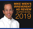 Former Pepsi/Frito-Lay Marketing Executive Mike Wien Highlights How Women are Impacting 2019 Super Bowl Commercials in His 20th Annual Irreverent Super Bowl Ad Review